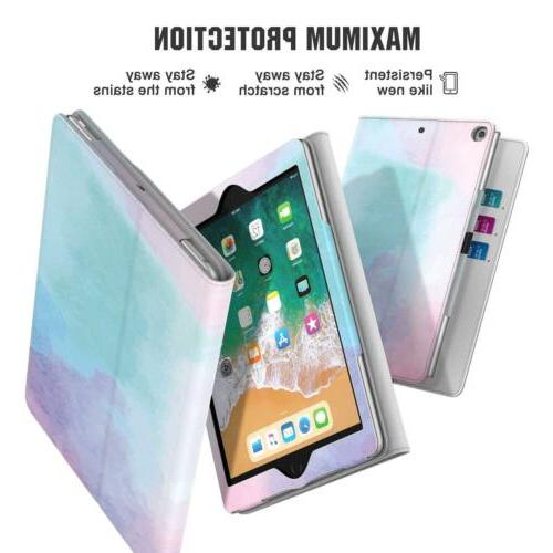 MoKo Shockproof Folio Case iPad 9.7 Air 1