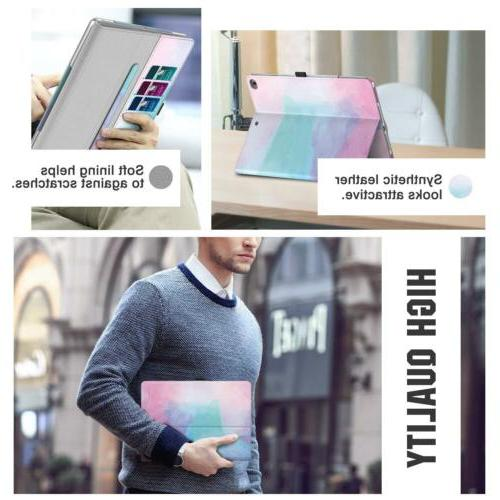 MoKo Slim Shockproof Folio Cover iPad 9.7 Air 1