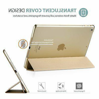 Smart for iPad 9.7 2018/2017 Ultra Slim Lightweight Cover-15