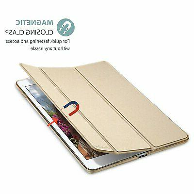 Smart for iPad 9.7 2018/2017 Slim Lightweight Stand