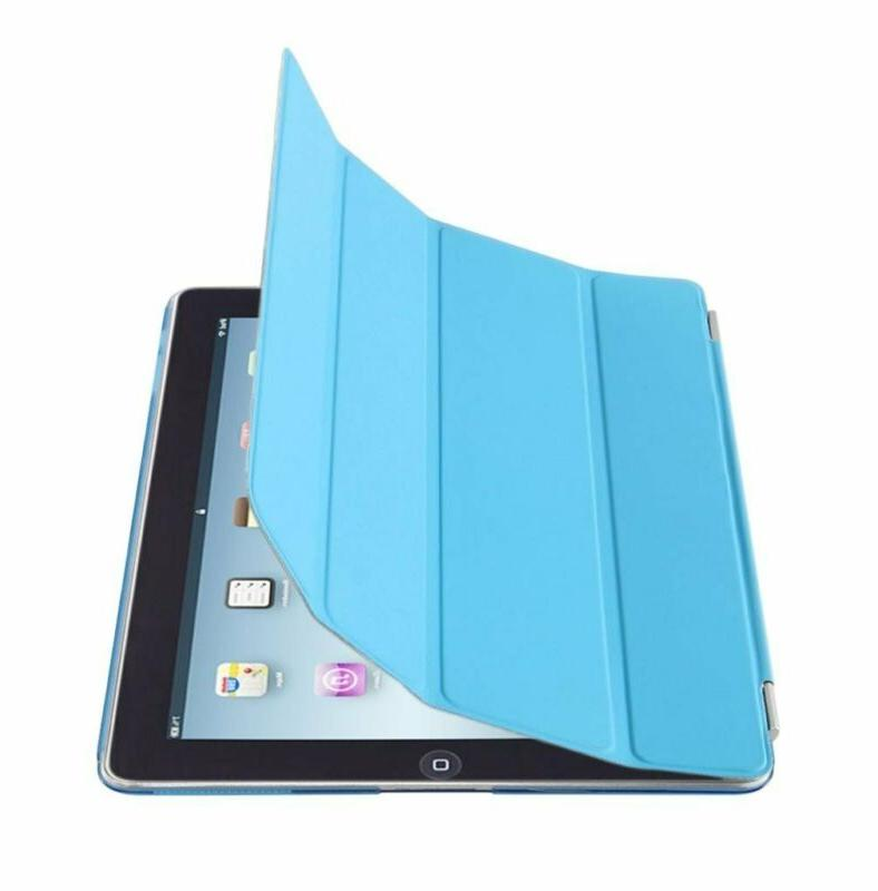 Smart For iPad 2 3 4 A1396 A1403 A1460