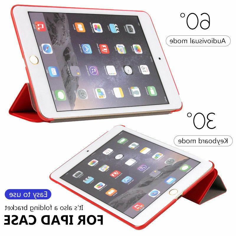 "Smart iPad 6th 2018 9.7"" / Silicone Back Cover"