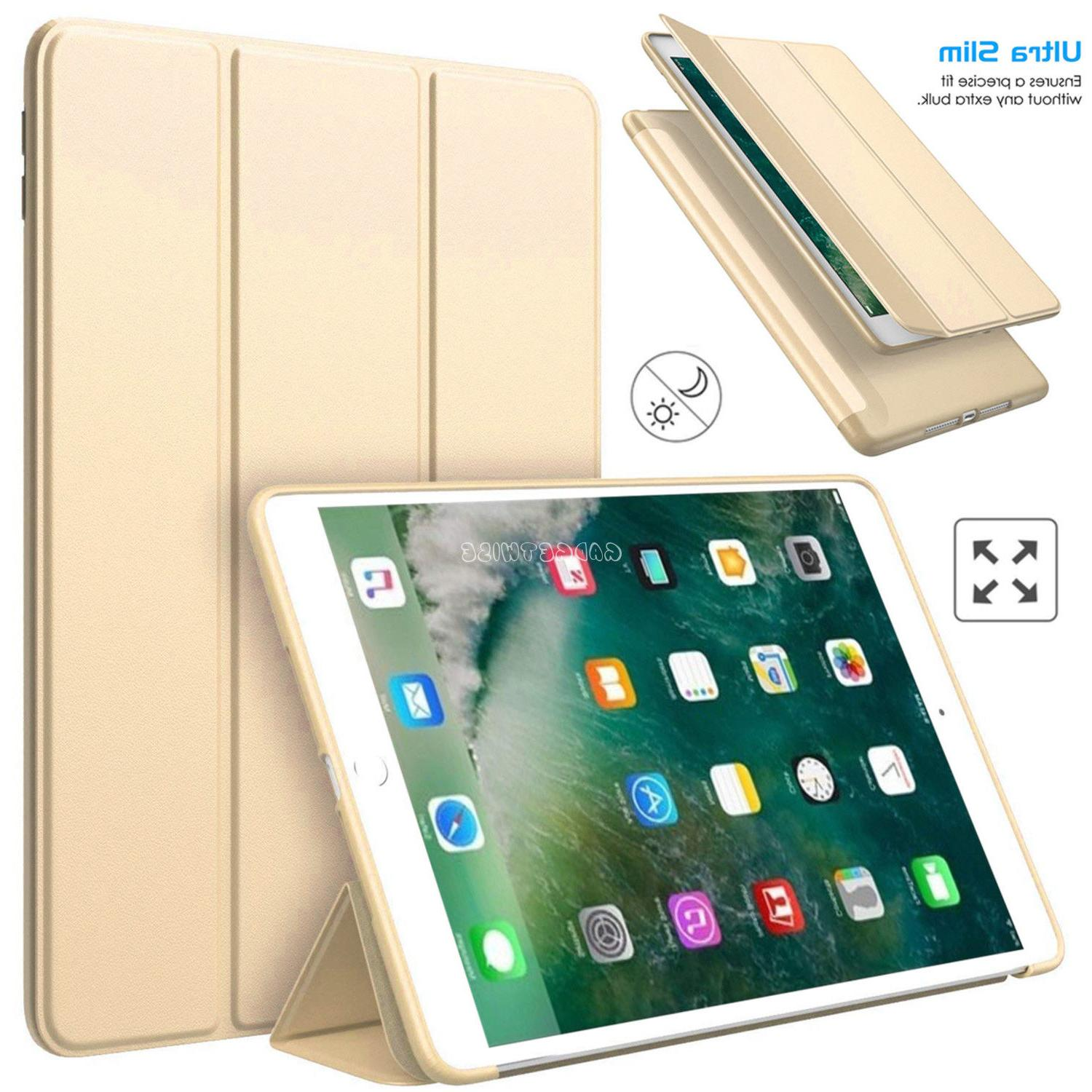 "Smart Cover Stand Magnetic iPad 9.7"" Inch 6th 2018"