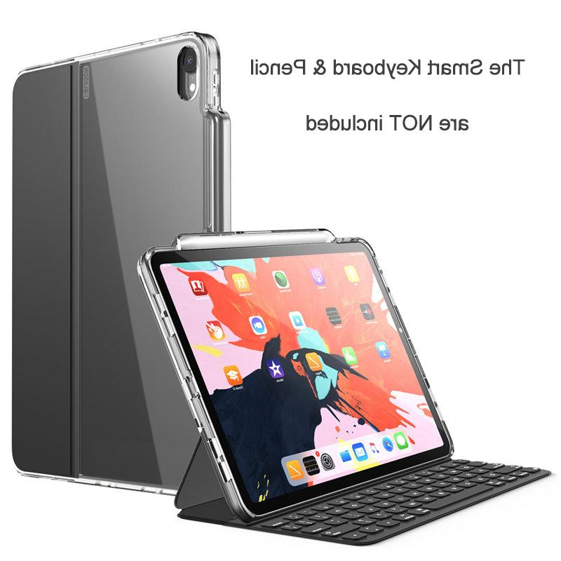 Smart are NOT <font><b>iPad</b></font> Pro 2018 with Pencil Holder,Compatible with