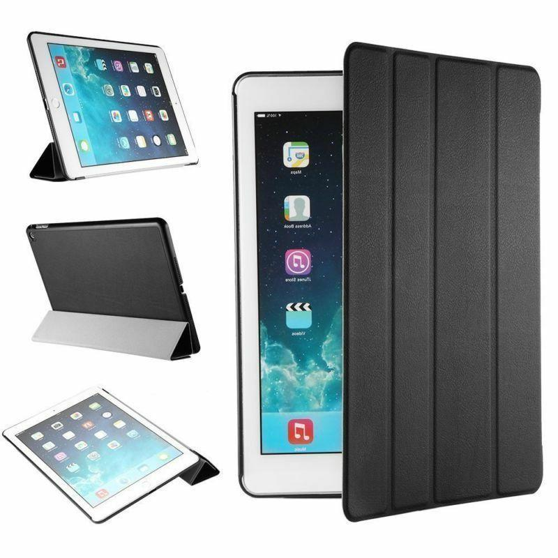 smart magnetic case cover for for ipad