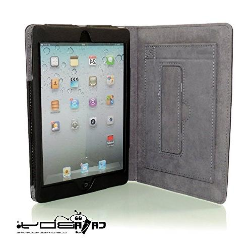 New SMART Apple Ipad 3 black Calaboy- Personalized w Steelers Logo