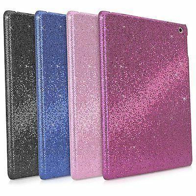 BoxWave Sparkly Glitter Slim Girly Shell Case - Apple iPad M