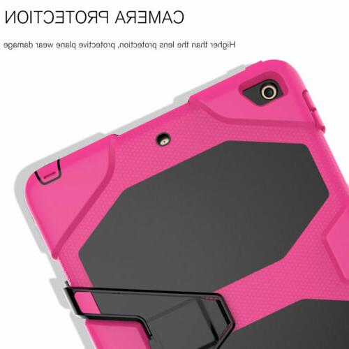 Stand Tablet Case + Screen Protector iPad Air 2019