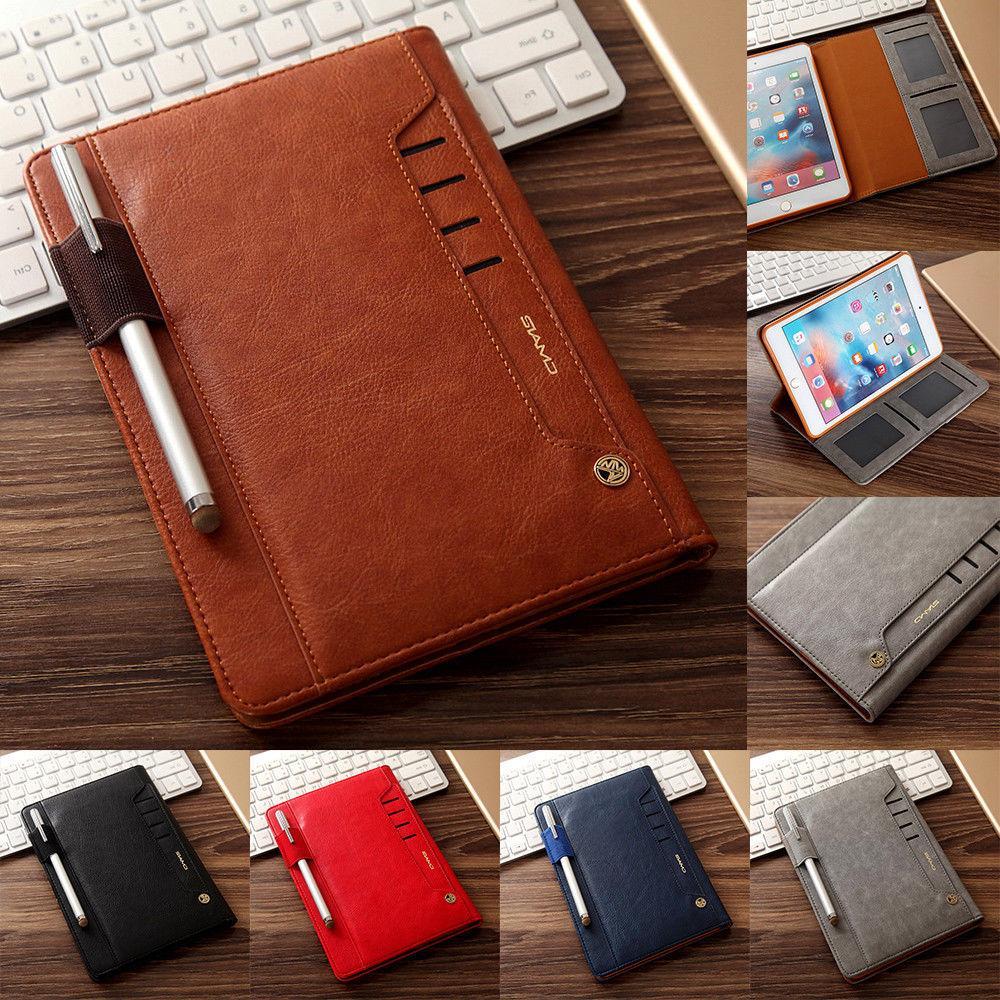 Synthetic Folio Magnetic Hard Case Cover For iPad Mini 2 3