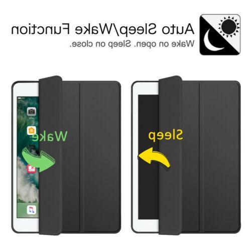 For iPad 2019 10.2 Case Slim Leather Flip