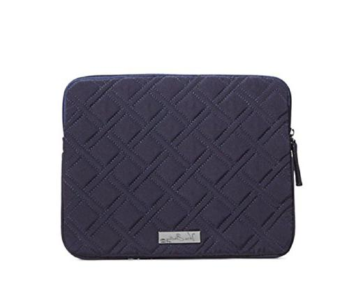 Vera Bradley Tablet Sleeve in Classic Navy, 14486-219
