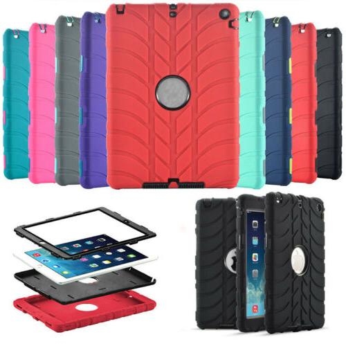 Three Layer Shockproof Military Heavy Duty Case Cover For 20