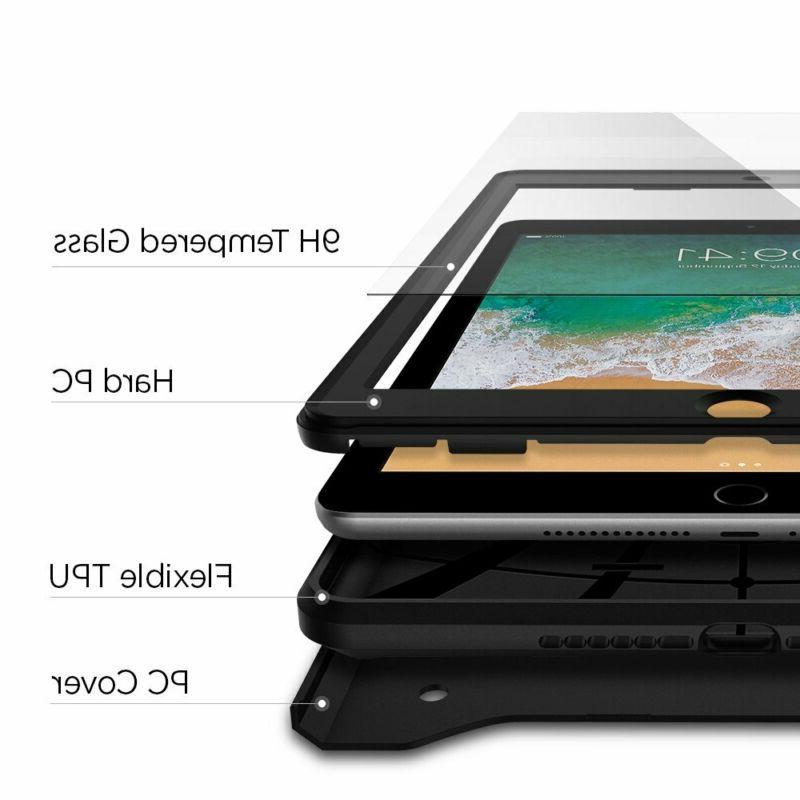 Tough Armor Designed For iPad Case Case - Black