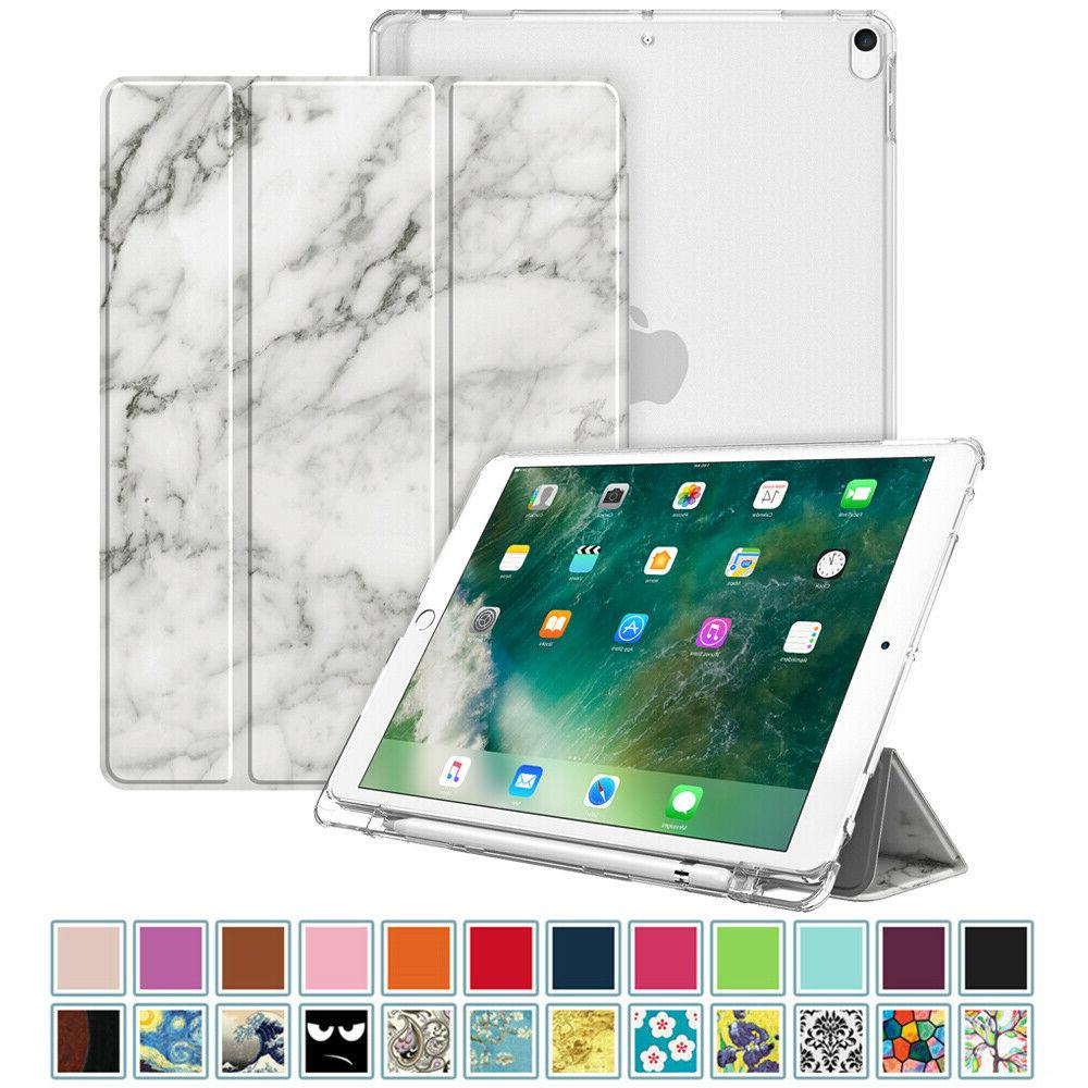 translucent frosted back case for new ipad