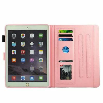 Unicorn Painted Synthetic Leather Soft Case iPad Samsung