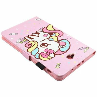 Unicorn Painted Synthetic Soft Case iPad 234 123 Samsung