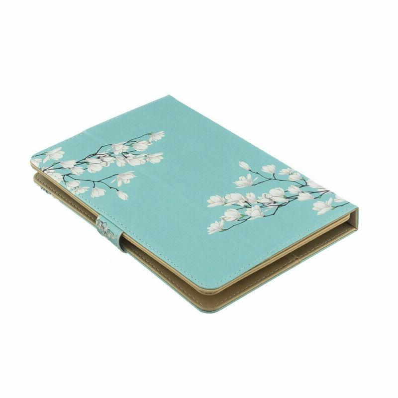 Fr inch iPad/Tablet Universal Pattern Magnetic Cover