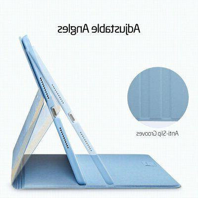 ESR Urban Premium Case for Pro 10.5, Book Design, Multi-Angle..