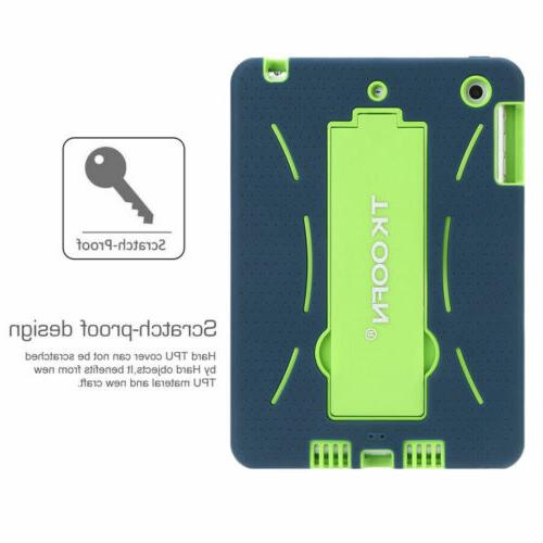US Shockproof Case Kids Duty Cover iPad 4/3/2