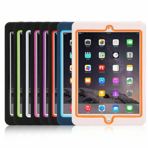 """Kids Heavy Duty Stand Cover For Apple 9.7"""" iPad 4/3/2"""