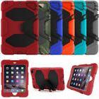 USA Waterproof Case For iPad 2/3/4 air 1/2 Mini 123 Shockpro