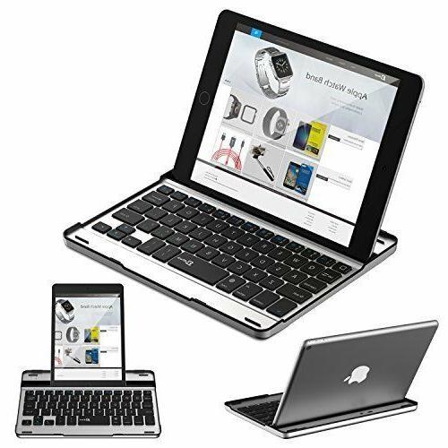 JETech iPad Air Wireless Bluetooth Keyboard for Apple iPad A