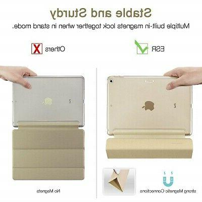 ESR Yippee Trifold Case for 2018/2017, Lightweight Smart Cover