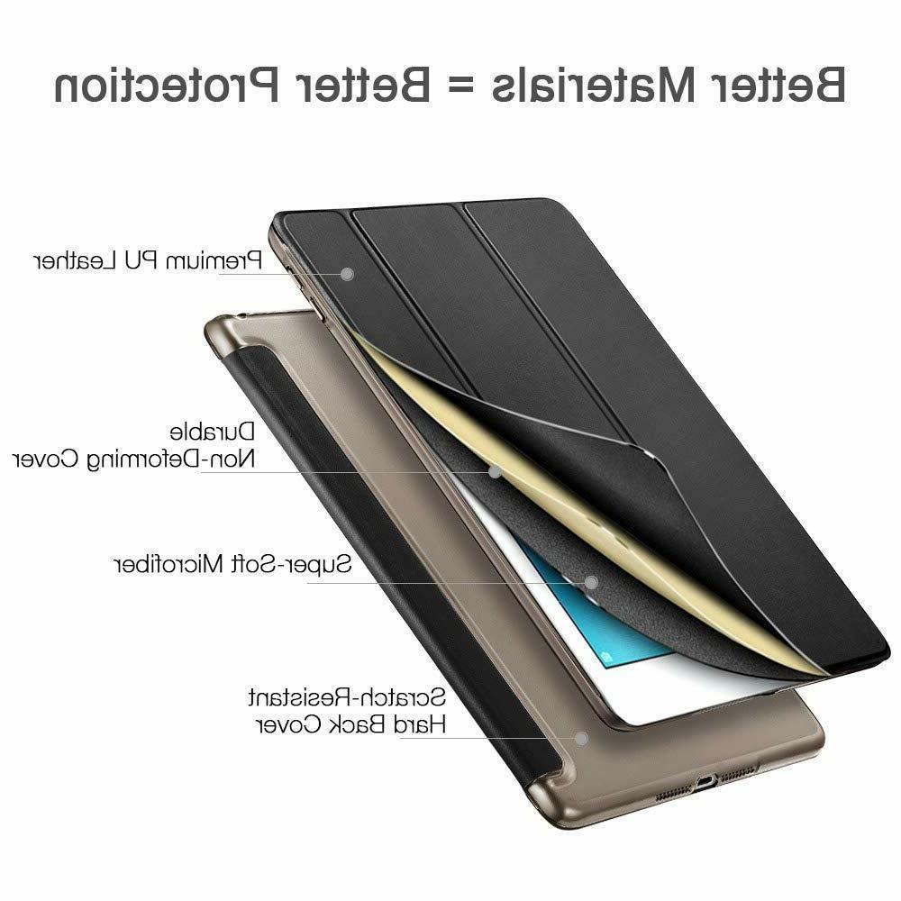 Black Yippee Smart Case for iPad Mini 5 2019, Auto