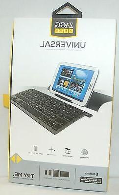 NEW ZaggKeys Bluetooth Folio Keyboard iPad