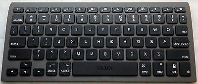 NEW Tablet Bluetooth Keyboard iPad zagg