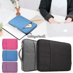 Laptop Notebook Sleeve Carry Case Hand Bag For 11 13 15 MacB