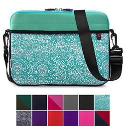 Kroo 10-11 Inch Laptop Sleeve Tablet Bag, Water Resistant Ne