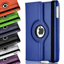 Leather 360 Rotate Case for Apple iPad 9.7 2017/2018 Pro 10.
