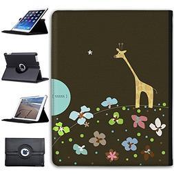 Leather Case For Apple iPad 2, iPad 3 & iPad 4  - Balancing