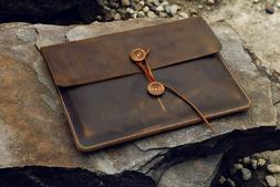 leather microsoft surface pro case rustic retro leather surf