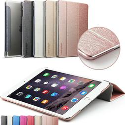 Leather Smart Case for New iPad 2018 Back Cover Magnetic iPa