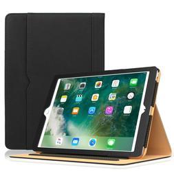 Luxury For iPad 2 3 4 5 6/Air/Mini/Pro PU Leather Wallet Sma