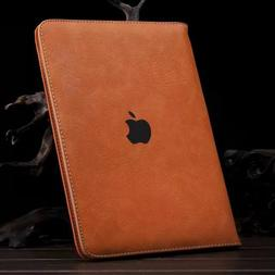 Luxury For iPad 2 3 4 5 6/Air/Mini/Pro PU Leather Wallet Sma