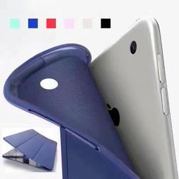 """Luxury Leather Flip Smart Case Cover for iPad 6th Gen 9.7"""" 2"""