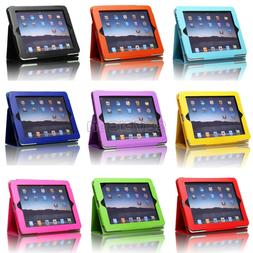 Magnetic Folio PU Leather Case Cover With Stand For Apple iP