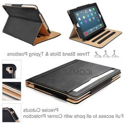 Magnetic Leather Smart Case Cover For Apple Older iPad Pro 1