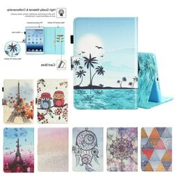 Magnetic Leather Smart Stand Cover Case For  iPad 2 3 4 mini