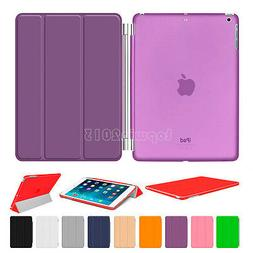 Magnetic Slim Leather Smart Stand Case Cover For Apple iPad