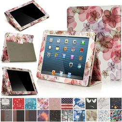 Magnetic Smart Stand Case Hard Shockproof Folio Cover For Ap