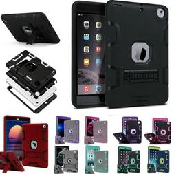 For Apple iPad 2/3/4 Shockproof Military Heavy Duty Rubber K