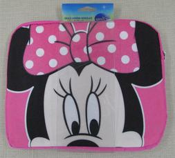 DISNEY MINNIE MOUSE Universal Padded Media Tablet Cover Case