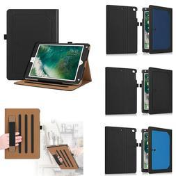 Fintie Multi-Angle w/Hand Strap Folio Case for iPad 9.7 2018