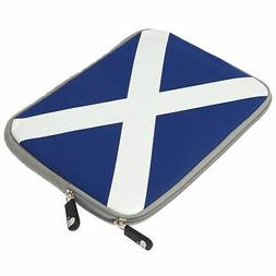 Scotland Neoprene 10 Inch Tablet /Notebook /Apple Ipad Case