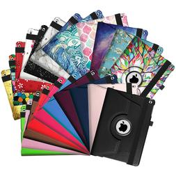 Fintie New Apple iPad 360 Rotating PU Leather Smart Stand Ca