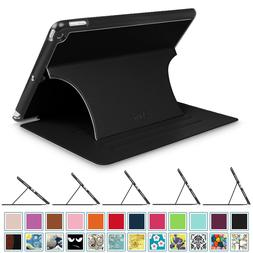 For New Apple iPad 5th 9.7 Inch 2017 Case Multi Angles Magne